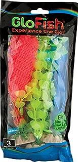GloFish Fluorescent Multi- Pack Aquarium Plants