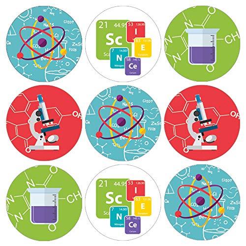 Science Teacher Reward Stickers - 1,080 ct