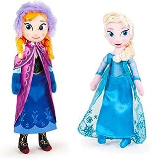 Amazon.es: Anna Elsa Frozen - Peluches: Juguetes y juegos