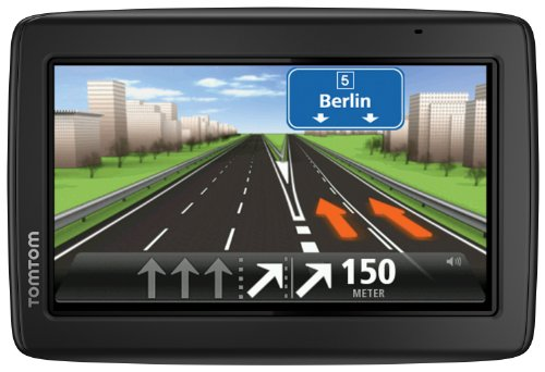 TomTom Start 25 Central Europe Traffic - Navegador GPS [Importado de Alemania]
