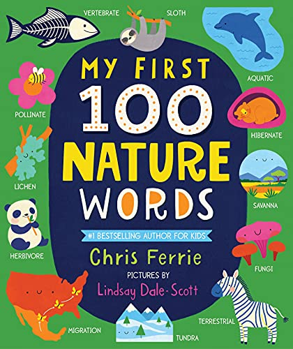 My First 100 Nature Words (My First STEAM Words)の詳細を見る