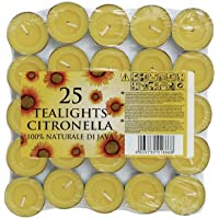 Prices Citronella Tealight Candles Mosquito Fly Insect Repeller by Price