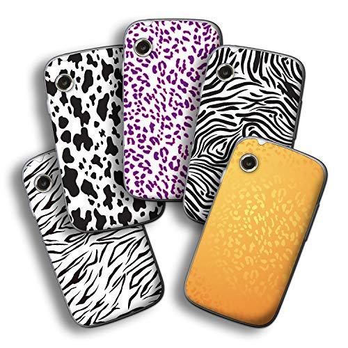atFolix Designfolie kompatibel mit Wiko Ozzy, wähle Dein Lieblings-Design aus, Skin Aufkleber (Tiere)