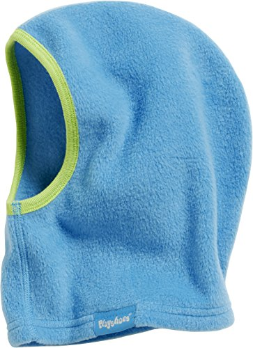Playshoes Kinder-Unisex Fleece softe und atmungsaktive Schlupfmütze, aquablau, one size