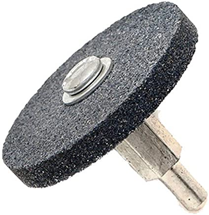 Forney 60052 Mounted Grinding Stone with 1//4-Inch Shank 2-Inch-by-1//4-Inch