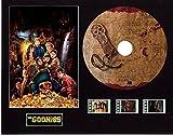 Générique The Goonies Film Cell Style écran 10x 8montée avec CD et...