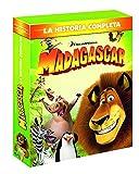 Madagascar- 1-3 [Blu-ray]