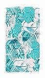 jonycm Pool Towel Weiche Pastell Botanische Dschungelblätter Muster Tropische Blumen Mode Stoff Und Alle Langlebigen Schwimmen Camping Unisex Sport Erwachsenen Pool Handtücher Personalis