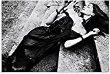 HHGGF Filmstar Anne Hathaway Poster Malerei Leinwand