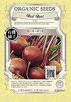 ビーツ/ビート/デトロイト/有機 種子 固定種/グリーンフィールド/根菜 [大袋]