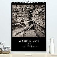 Akt im Sternenstaub EvE fotografiert von Rainer Matthias Gillessen (Premium, hochwertiger DIN A2 Wandkalender 2022, Kunstdruck in Hochglanz): AKT Kalender von RMG und EVE (Monatskalender, 14 Seiten )