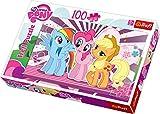 TREFL - Puzzle My Little Pony de 100 Piezas (28.8x19.3 cm) (16228) (Importado)