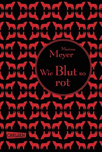 Die Luna-Chroniken 2: Wie Blut so rot eBook: Meyer, Marissa ...