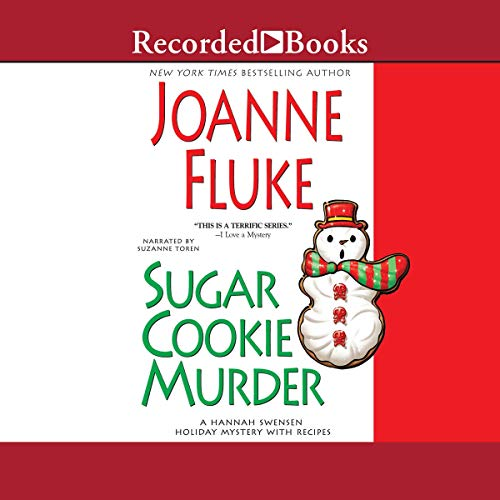 Sugar Cookie Murder audiobook cover art