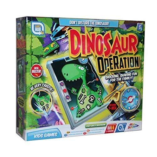 Grafix Dinosaurier Operation Spiel