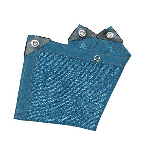 Shade Sails XIAOLIN schaduw Net/zonnebrandcrème Net/rand Gat Isolatie Mesh UV Bescherming Tuin Bloem 6-pin