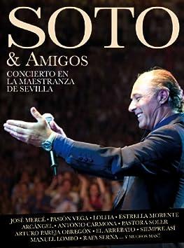 Soto & Amigos. Concierto en la Maestranza de Sevilla