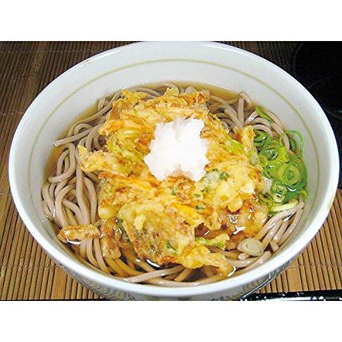 贅たくさん 日本そば 200g 5食【冷凍】【UCCグループの業務用食材 個人購入可】【プロ仕様】