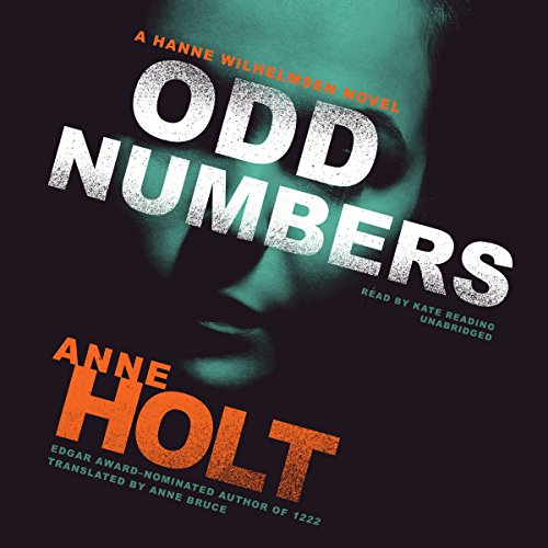 Odd Numbers audiobook cover art