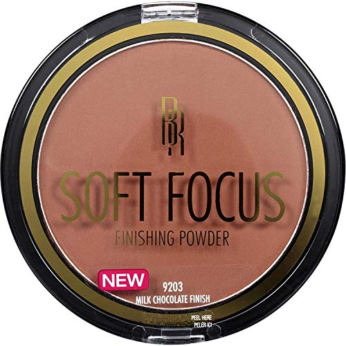 Black Radiance True Complexion Soft Focus Finishing Powder, Milk Chocolate [9203] 0.45 oz (Pack of 5)