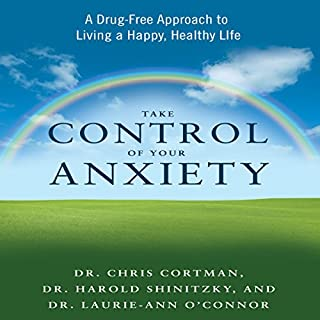 Take Control of Your Anxiety cover art
