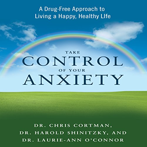 Take Control of Your Anxiety audiobook cover art