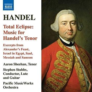 Total Eclipse: Music for Handel's Tenor