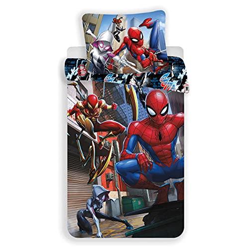 Spiderman Amazing - Juego de cama...