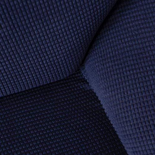 Uxsiya Funda de sofá elástica para cafés (asiento doble 145-185cm)