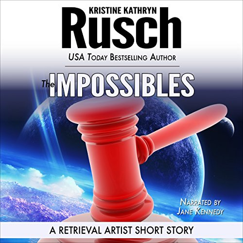 The Impossibles: A Retrieval Artist Short Story audiobook cover art