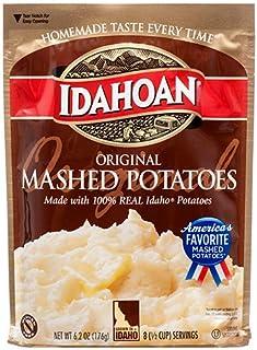 New 371172 Idaho Instant Mashed Potatos 6.2 Oz Pouch (8-Pack) Beans Cheap Wholesale Discount Bulk Food Beans Fashion Accessories