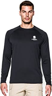 Men's WWP UA Tech Long Sleeve T-Shirt XXX-Large Dark Navy Blue