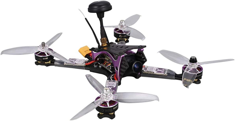 Ballylelly-Everwing Beast X220 F4 OSD FPV Drohne mit FRSKY-XM-Empfnger   50A BL_32 ESC 25 200   600mW VTX 600TVL-Kamera BNF