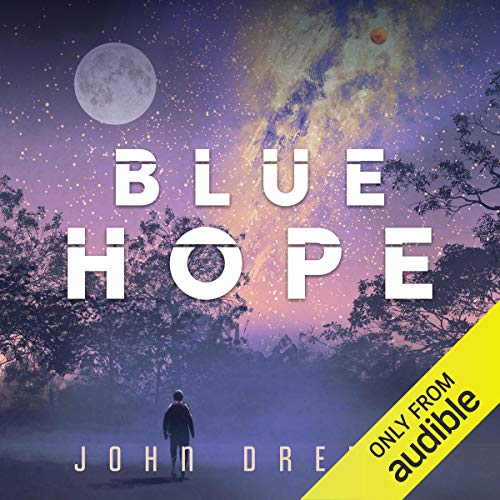 Blue Hope  By  cover art