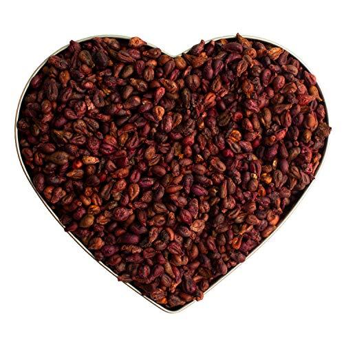 5kg PREMIUM Natur Traubenkerne lose für Wärmekissen - ergiebiges Kissen Füllmaterial getrocknet und anschmiegsam zum Befüllen von Nackenkissen, Traubenkernkissen Füllung