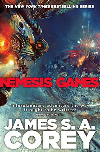 Nemesis Games: Book 5 of the Expanse (now a Prime Original series) (English Edition)