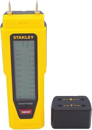 Stanley, Medidor de Umidade, Amarelo/Preto