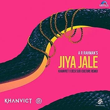 Jiya Jale (feat. Khanvict, Desi Sub Culture) [Remix]