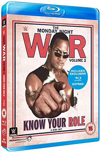 WWE: Monday Night War Vol.2 - Know Your Role [Blu-ray] [UK Import]
