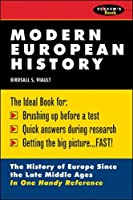 Modern European History (Schaum's Outlines)