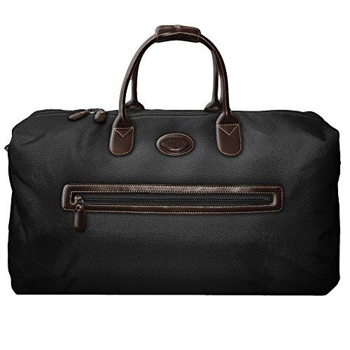 Bric's Luggage Pronto 22 Inch Cargo Duffle, Black, One Size