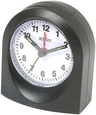 HITO - Despertador Reloj con Alarma de 5,3 Pulgadas ...