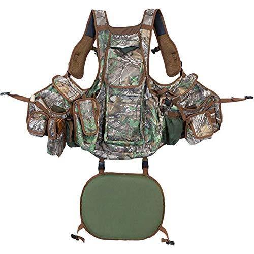 H.S. 100176 Undertaker Mens Realtree Edge Camo Hunting Vest