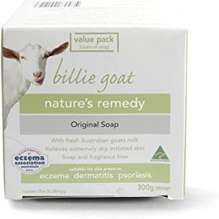 Billie Goat Nature's Remedy Original Value Soap Bar 300 g, Original, 300 g