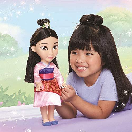 Disney Princess Mulan Toddler Doll   Best Gifts for Mulan Fans