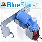 Ultra Durable WR57X10033 Refrigerator Water Valve Replacement Part by Blue Stars - Exact Fit for GE Refrigerators - Replaces WR57X0110 WR57X110 WR57X90 AP3189335 PS304375