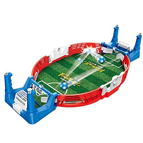 kickertisch,tischfußball,Mini tischfußball,Tischkicker Board interaktives Fußballschießen Spiel Kinderspielzeug Geschenk Kinderspielzeug,für Familienkinder Erwachsene