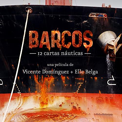 Barcos. 12 Cartas Náuticas (Banda Sonora Original)
