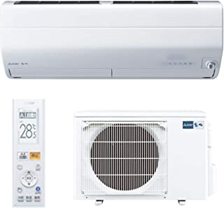 三菱電機 霧ヶ峰 プレミアムモデルZシリーズエアコン (ピュアホワイト) MSZ-ZXV2519-W
