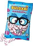 Nubes Trenzadas Fresa - Bulgari - Espumas dulces - 1000 gramos